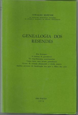Genealogia dos Resendes