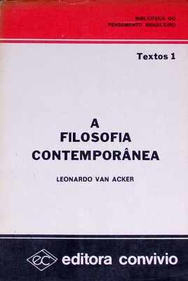 Livro Van Acker
