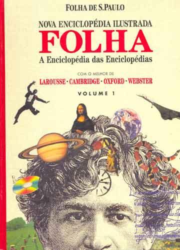 Nova Enciclopédia Ilustrada Folha - 2 Volumes