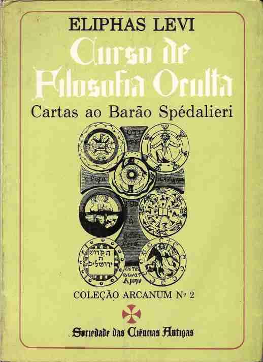 Curso de Filosofia Oculta - Cartas ao Barão Spédalieri
