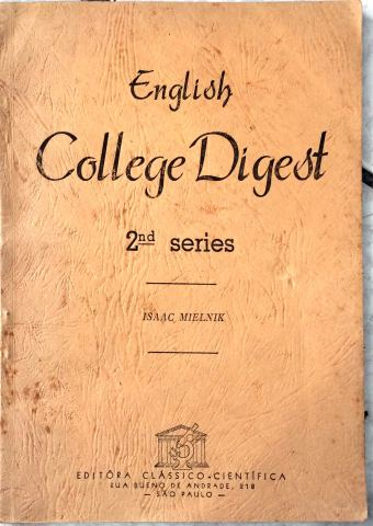 English College Digest 2° Serie