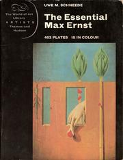The Essential max Ernst