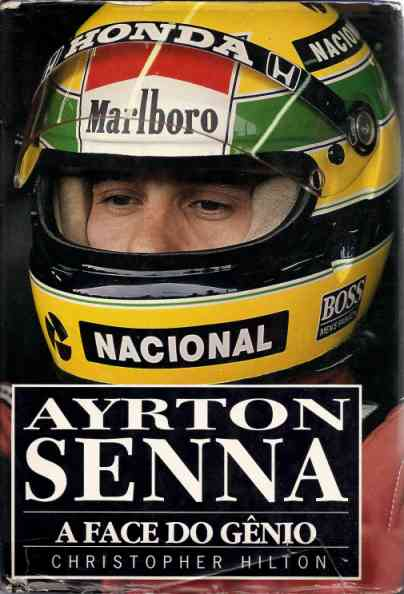 Ayrton Senna a Face do Gênio