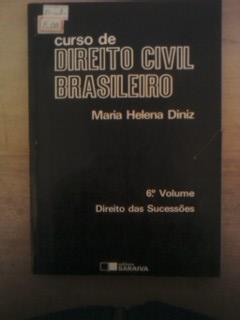 Livro: Curso de Direito Civil Brasileiro - Maria Helena