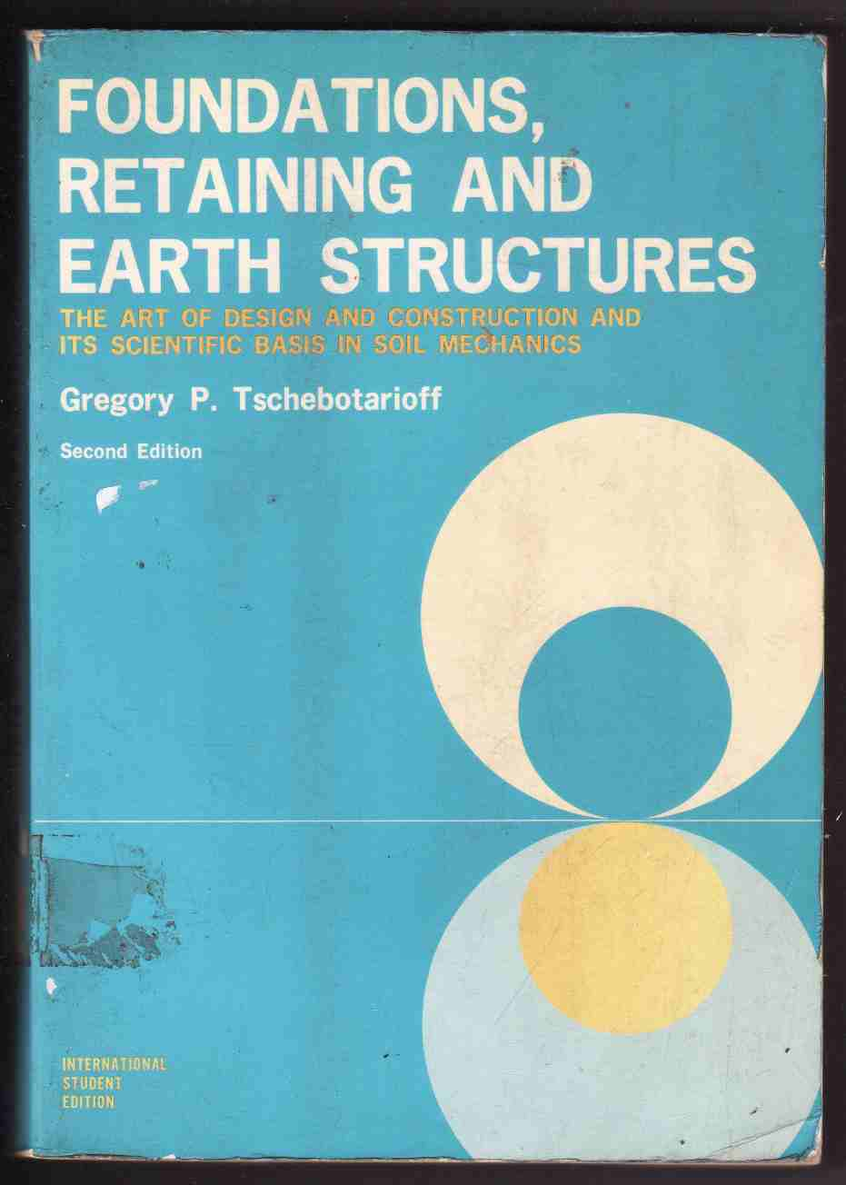 Foundations, Retaining and Earth Structures