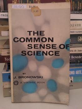 The Common Sense of Science