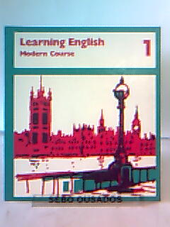 Learning English 1 - Modern Course