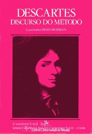 Descartes Discurso do Método