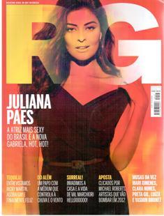 Rg Nº 113 Juliana Paes a Atriz Mais Sexy do Brasil 7fc9082622