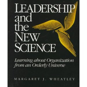 Leadership and New Science Learning About Organization