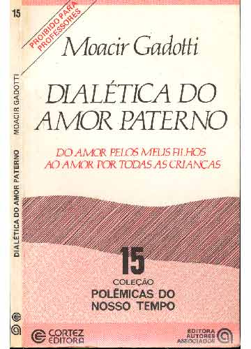 Dialetica do Amor Paterno
