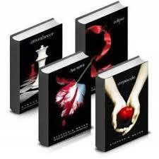Resultado de imagem para saga twilight livros