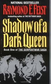 Shadow of a Dark Queen Book 1 of the Serpentwar Saga