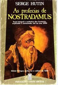 o livro as profecias de nostradamus