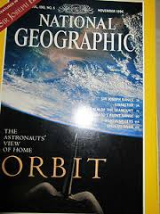 National Geographic Orbit - the Astronauts Eiew of Home