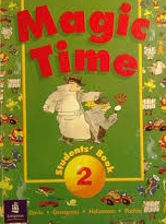 Magic Time 2: Students Book