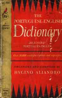 The Potuguese English Dictionary