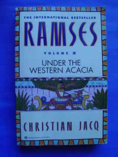 Under the Western Acacia Ramses Volume V