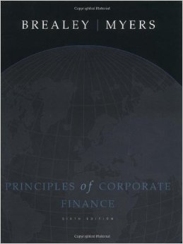 Principles of Corporate Finance - Sixth Edition