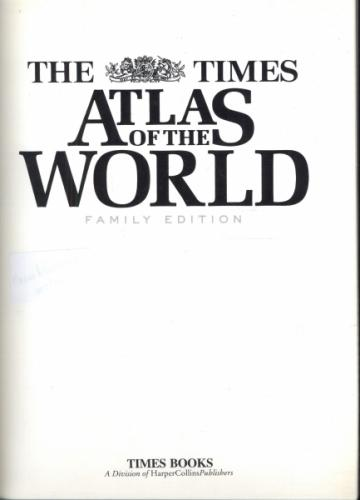The Time Atlas of the World