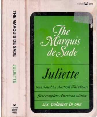 The Marquis de Sade - Juliette