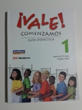 Vale! Comenzamos 1 Guia Didactica C/ Cd