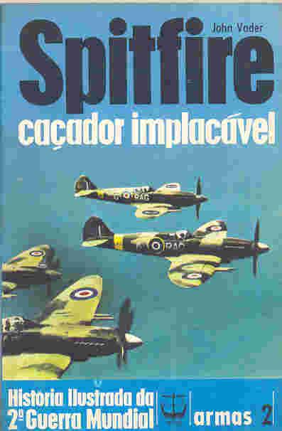 Spitfire Caçador Implacável