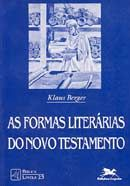 As Formas Literárias do Novo Testamento