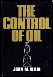 The Control of Oil