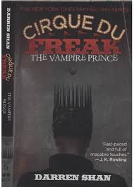Cirque Du Freak - the Vampire Prince
