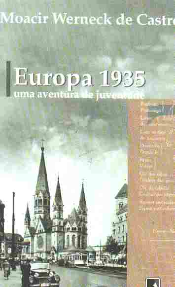 Europa 1935: uma Aventura de Juventude