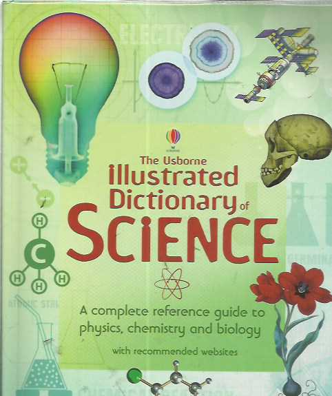 The Usborne Ilustrated Dictionary of Science