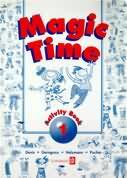 Magic Time: Activity Book 1