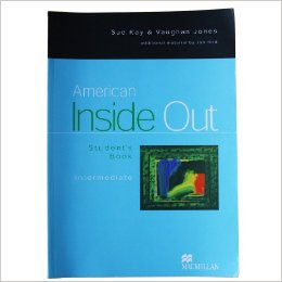 American Inside Out Students Book Intermediate B