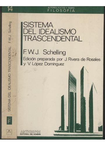 Sistema del Idealismo Trascendental