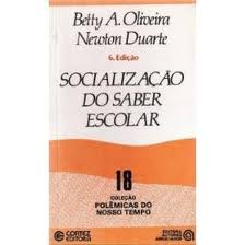 Socializaçao do Saber Escolar