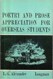 Poetry and Prose Appreciation For Overseas Students