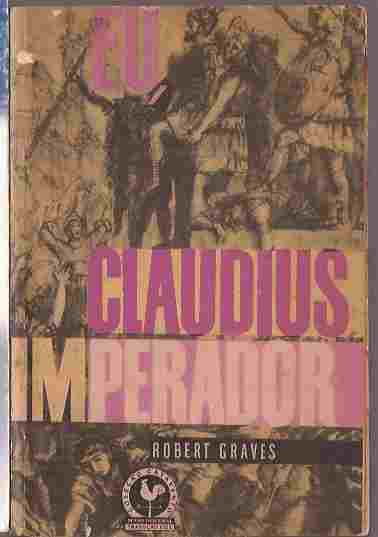 Eu, Claudios Imperador -  Robert Ranke