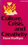 Culture, Crisis, and Creativity
