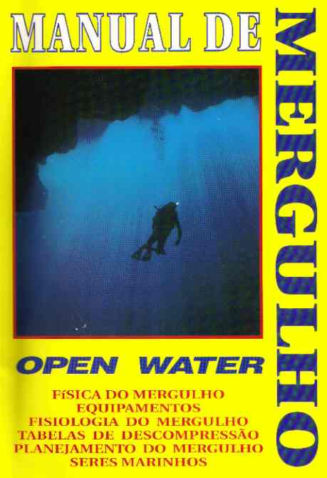 Manual de Mergulho Open Water