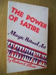 The Power of Satire: Magic, Ritual, Art