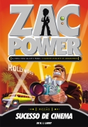 Zac power - sucesso de cinema