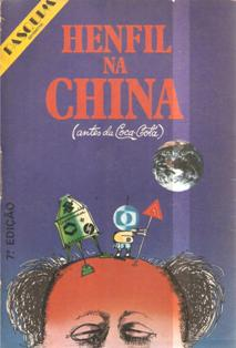 Henfil na China (antes da Coca-cola)