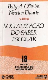 Socializacao Do Saber Escolar