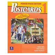 Postcards 1 Power Pack Edition Com Cd