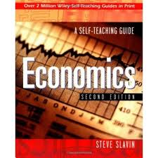 Economics - a Self-teaching Guide - Second Edition