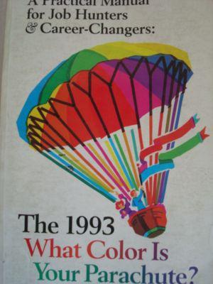 Livros de richard nelson bolles estante virtual waht a color is yor parachute a practical manual for job hunter fandeluxe Image collections