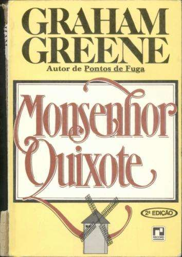 Supersellers Record - Monsenhor Quixote