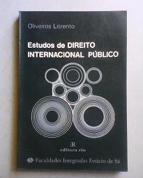 Estudos de Direito Internacional Público de Oliveiros Litrento pela Rio (1976)
