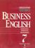 Business English #7